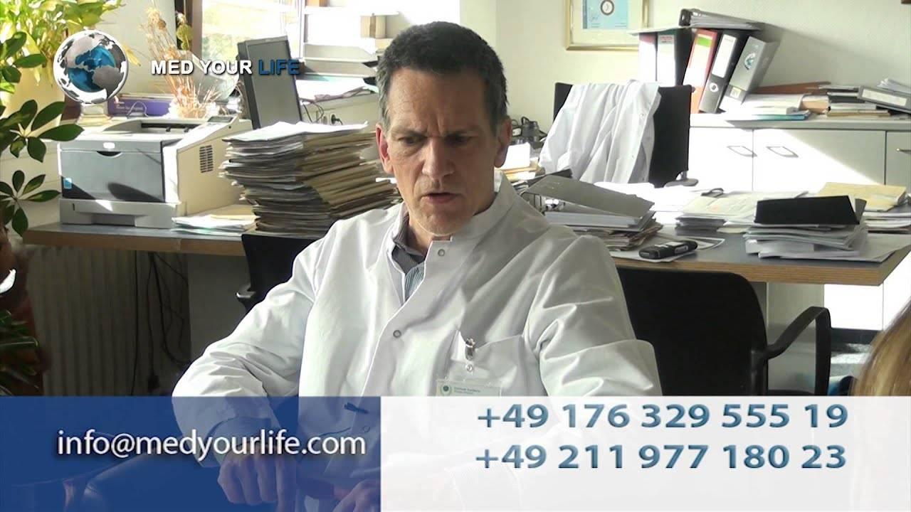 Нейрохирургия в клиниках Германии: диагностика, лечение, реабилитация