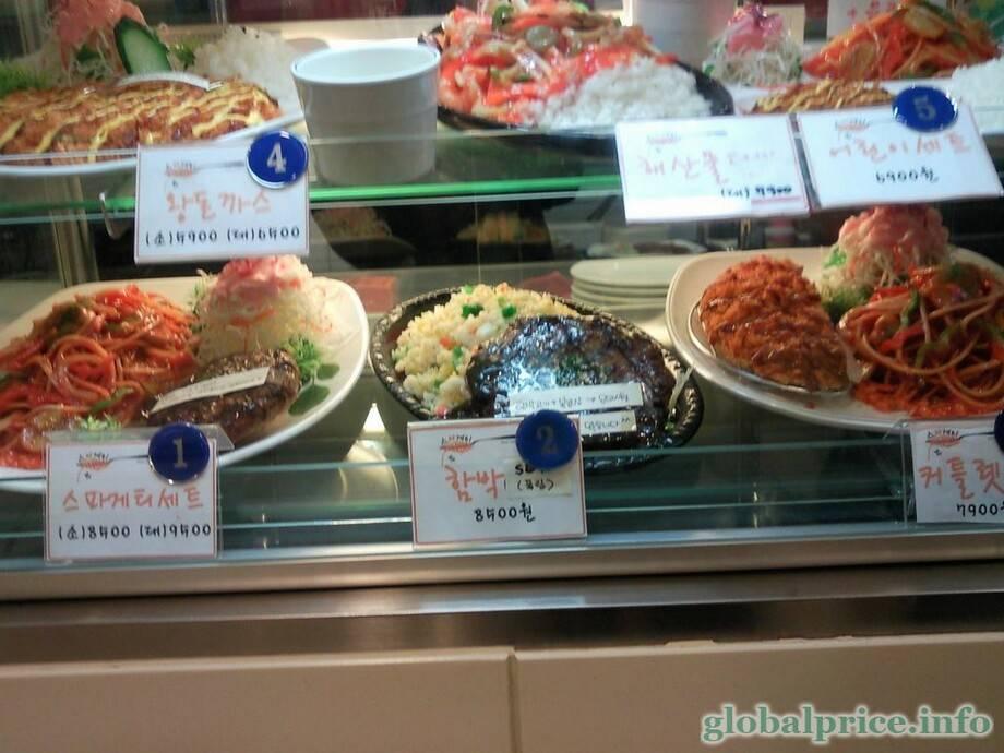 Цены в южной корее в 2021 году: проживание, питание, развлечения