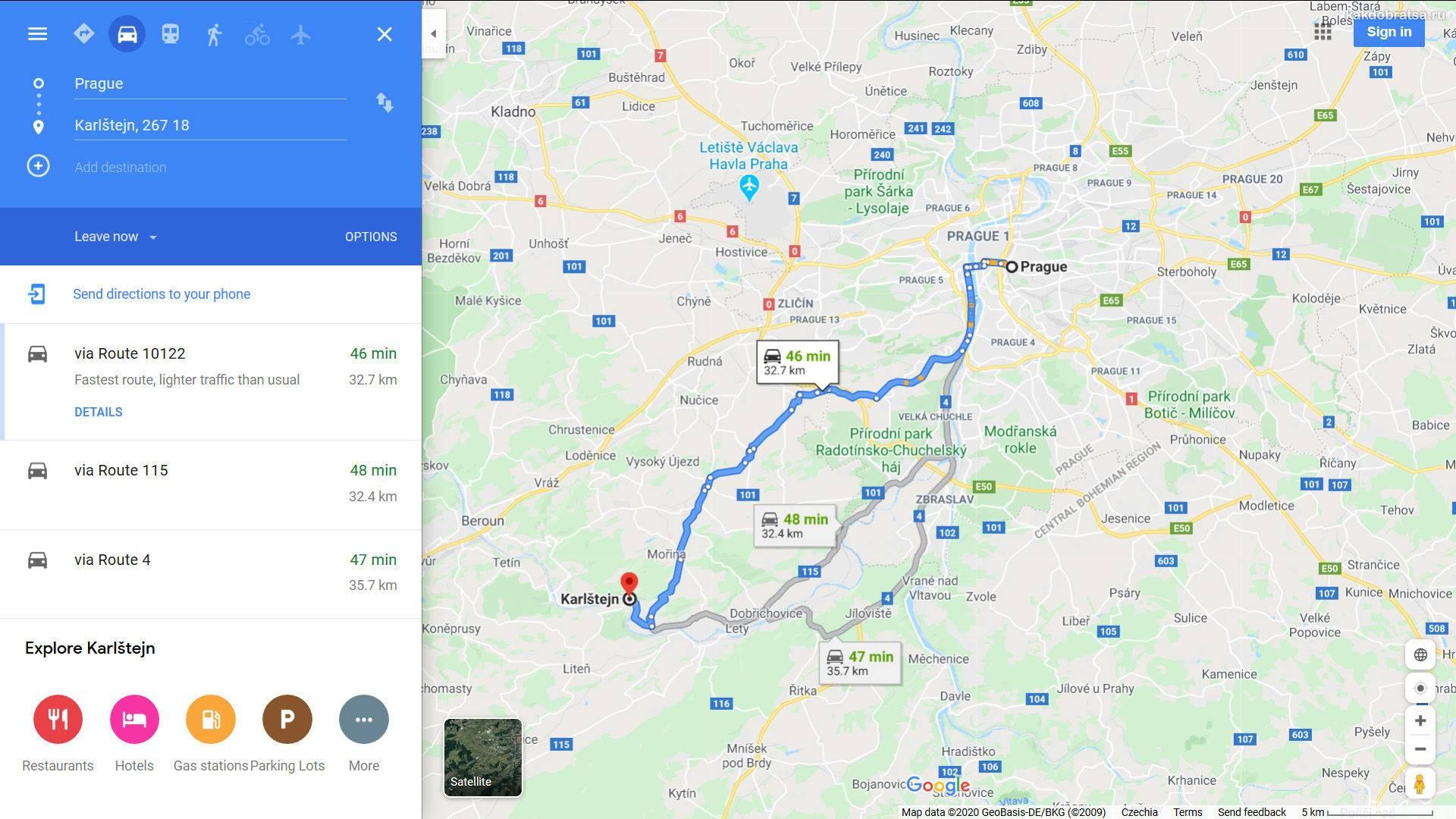Расписание рейсовых автобусов из амстердама в прагу