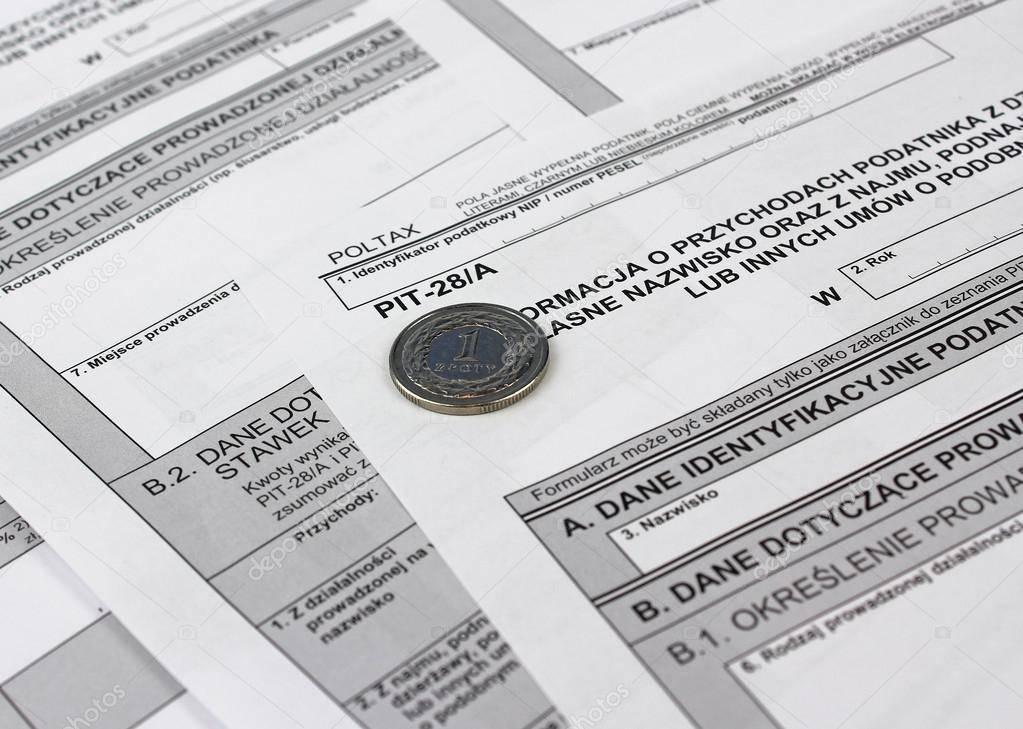 Изменения в налогах в польше  2019/2020
