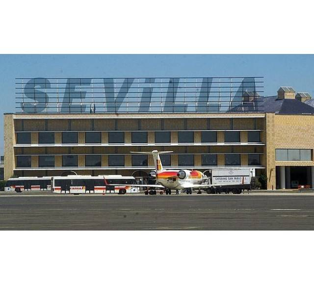В центр севильи из аэропорта: дешево и удобно   on trips