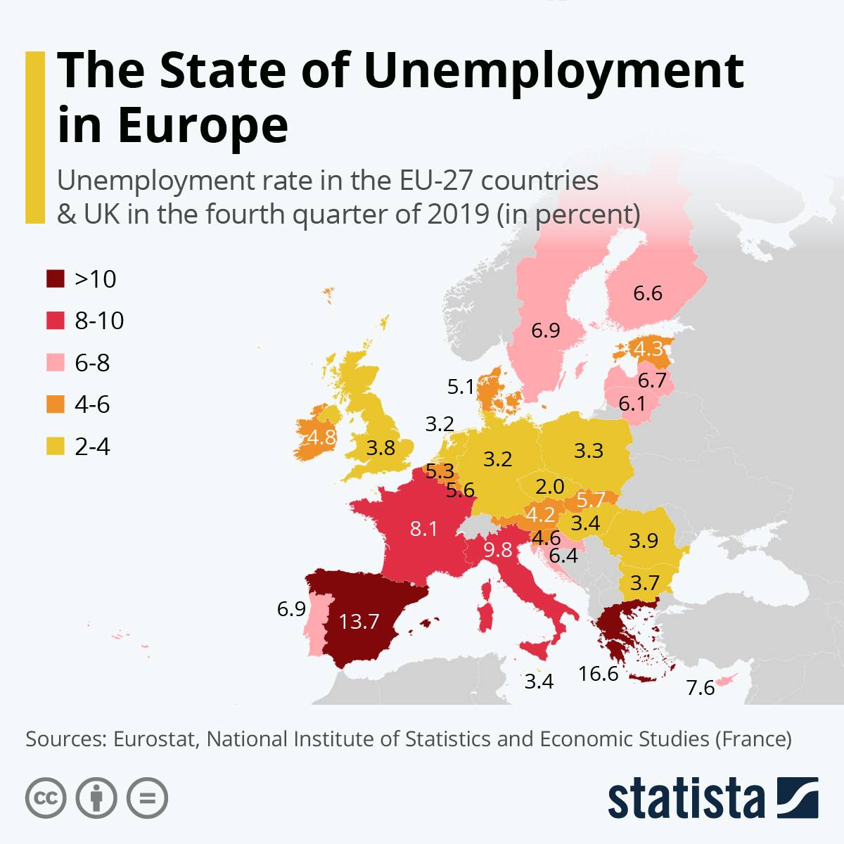 Безработица в германии 2021 — статистика, тенденции