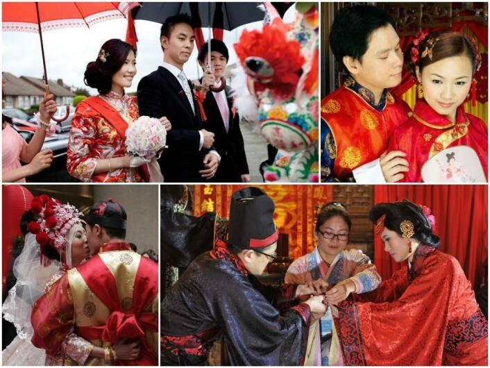 Китайские свадебные традиции, обычаи и особенности