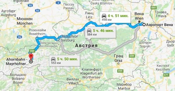 Как добраться из мюнхена в зальцбург на поезде, автобусе, машине - austriatogo