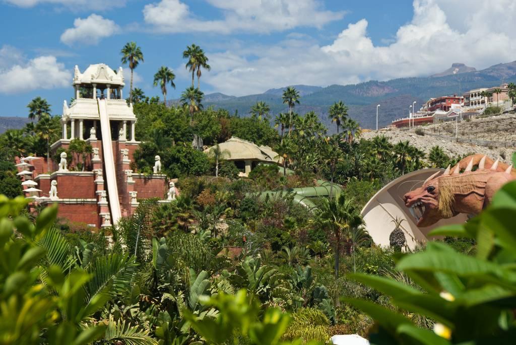 Siam park — тайская жемчужина в океане испании