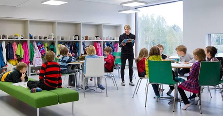 Особенности обучения в финляндии