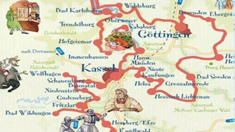 """Презентация на тему: """"братья гримм. немецкая дорога сказок."""". скачать бесплатно и без регистрации."""