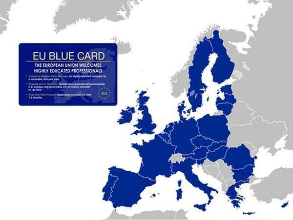 Как найти работу в германии (blue card) - путешествия с детьми