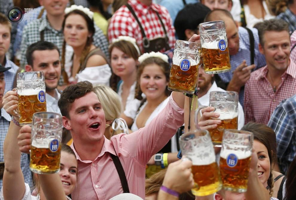 Топ 9 пивных фестивалей в германии