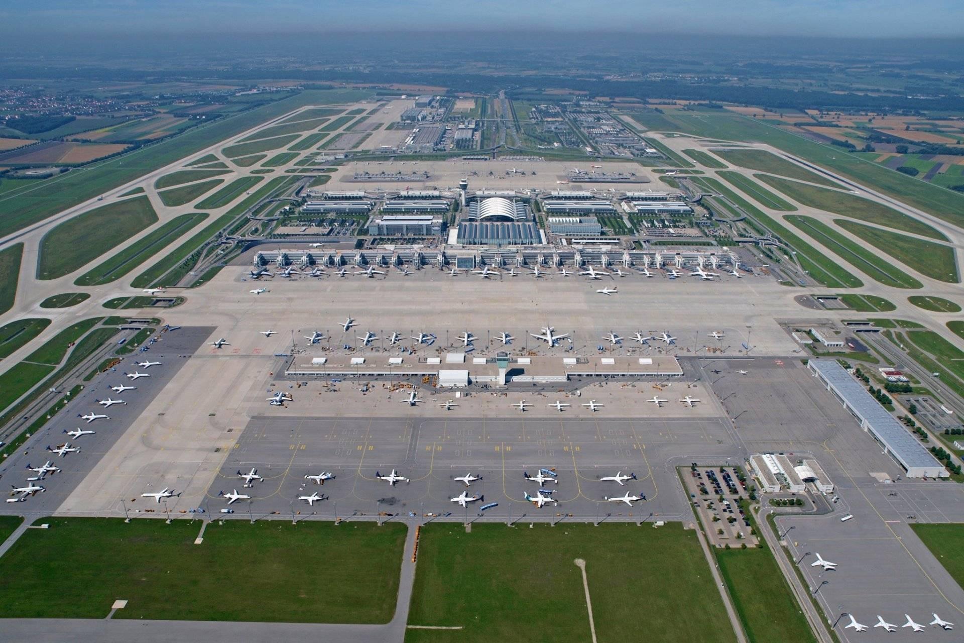Аэропорт : описание, адрес, время работы - достопримечательности мюнхена