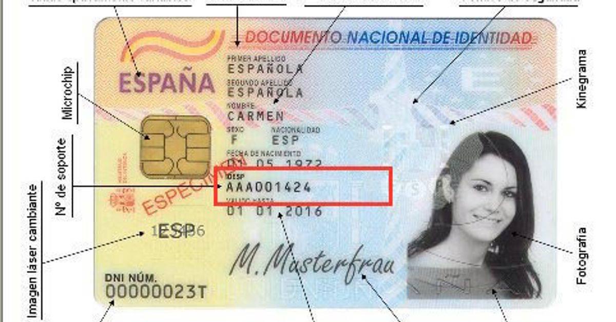 Как получить nie — идентификационный номер иностранца.