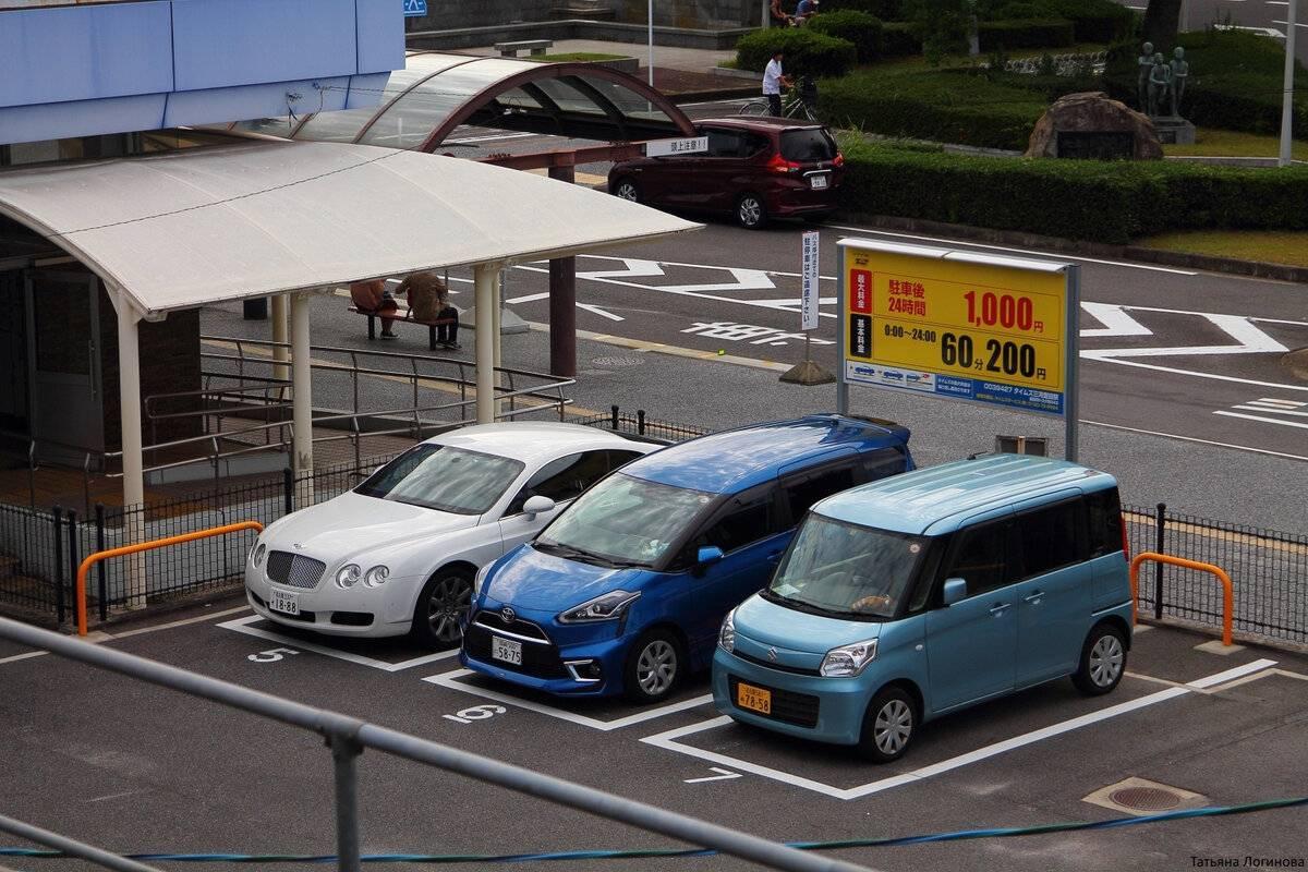 8 крутых парковок мира, от которых захватывает дух