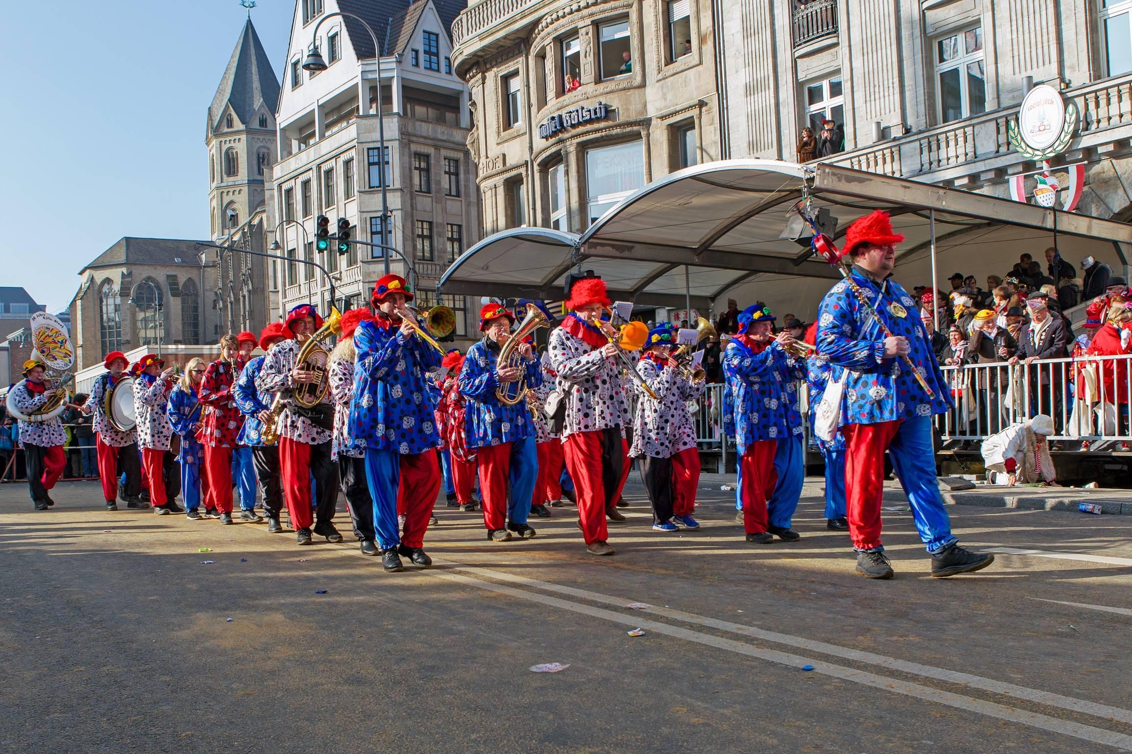 Кёльнский карнавал — википедия. что такое кёльнский карнавал