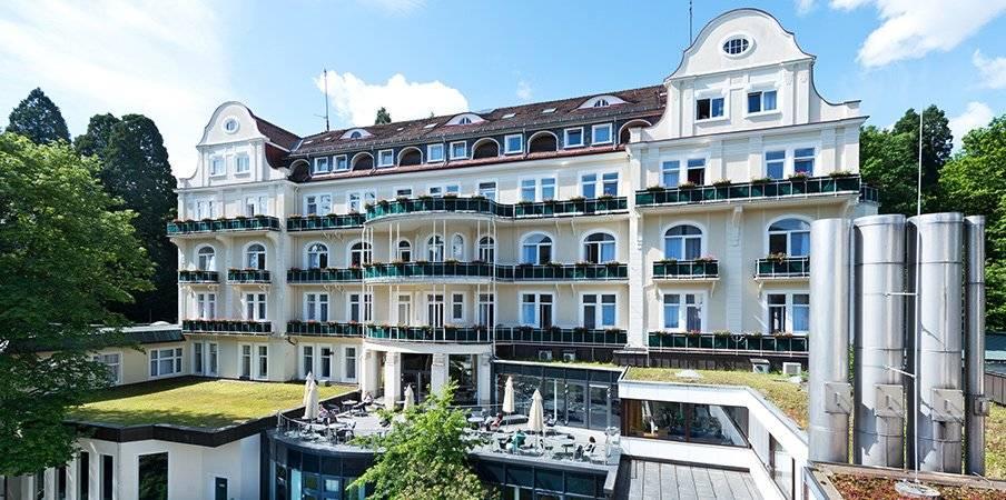 Отдых и лечение на курорте баден-баден, германия. клиника баден, курортные города германии - баден лечение - medhaus, germany