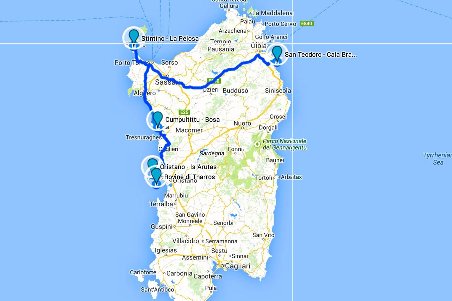 Остров сардиния: местоположение, природные условия, достопримечательности, фото