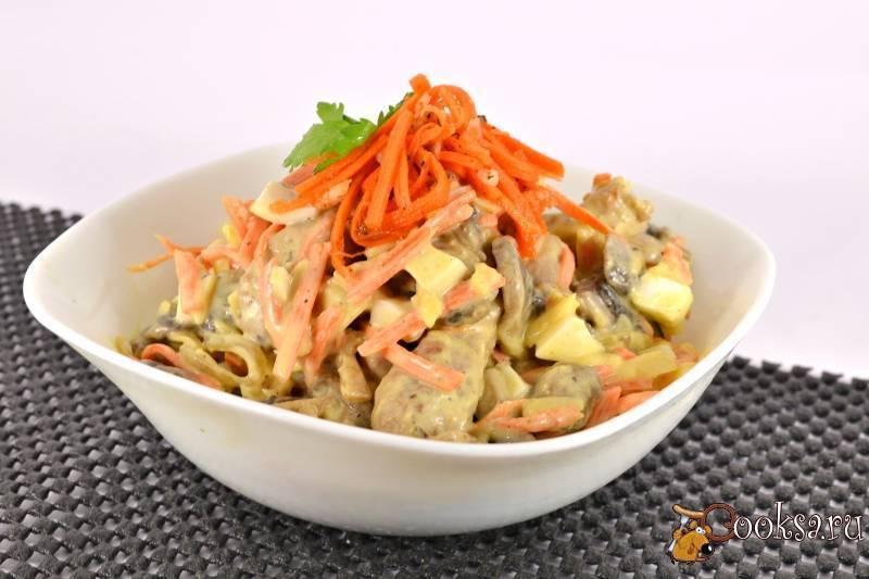 """Теплый баварский салат рецепт. салат баварский – уникальная многогранность вкусов. салат """"баварский"""" с колбасой"""