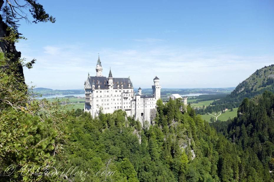 Замок нойшванштайн (германия): факты