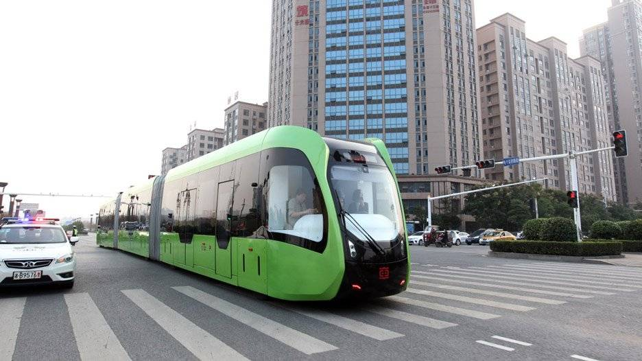Развитие транспорта в китае