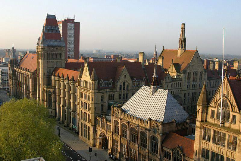 Манчестерский университет - стоимость обучения и структура
