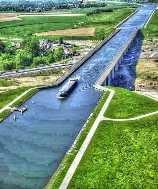 45 самых необычных и удивительных мостов в мире