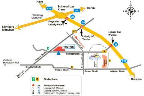 Как лучше всего добраться из мюнхена в нюрнберг
