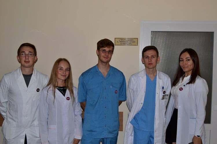 Медицинские вузы и университеты в чехии