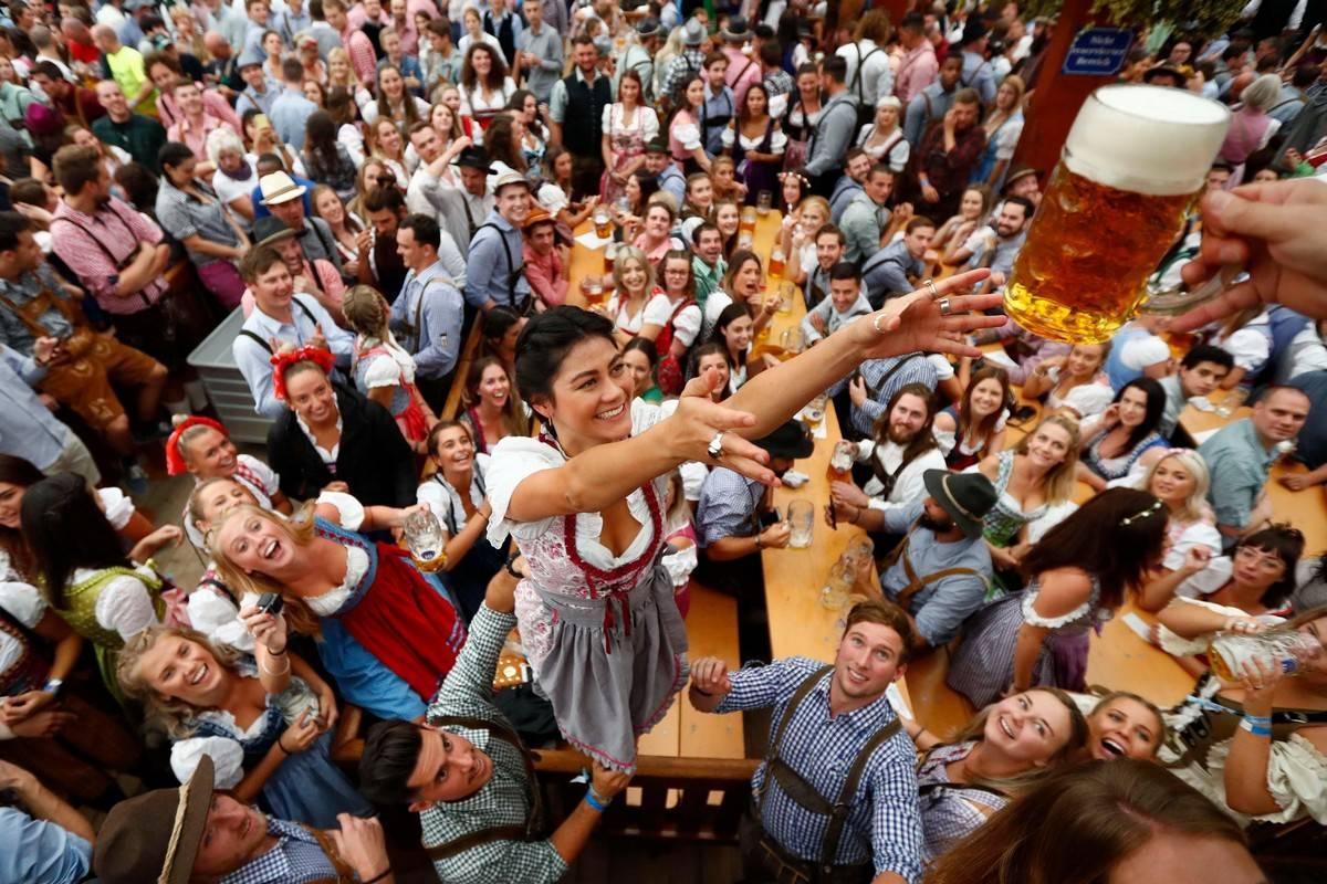 Праздник октоберфест в мюнхене (германия) – история, фото, цены на пиво