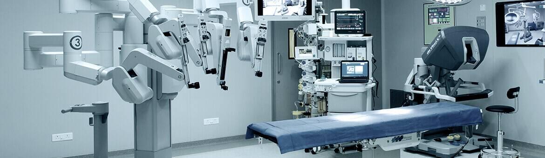 Роботизированные операции, медицинская информация