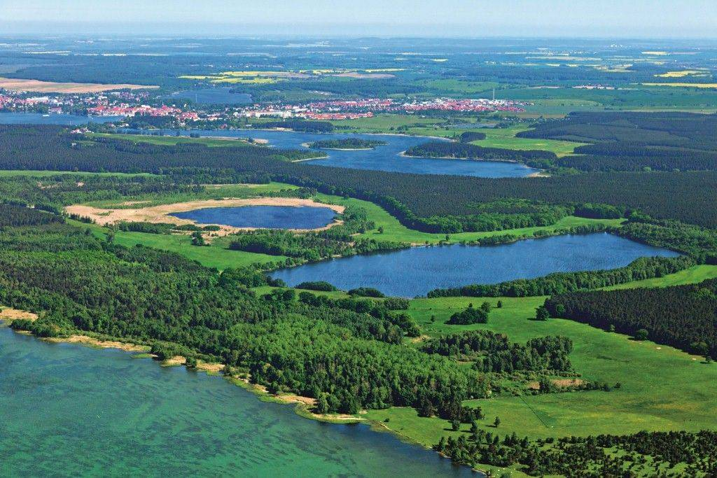 Карстовое озеро – уникальное творение природы