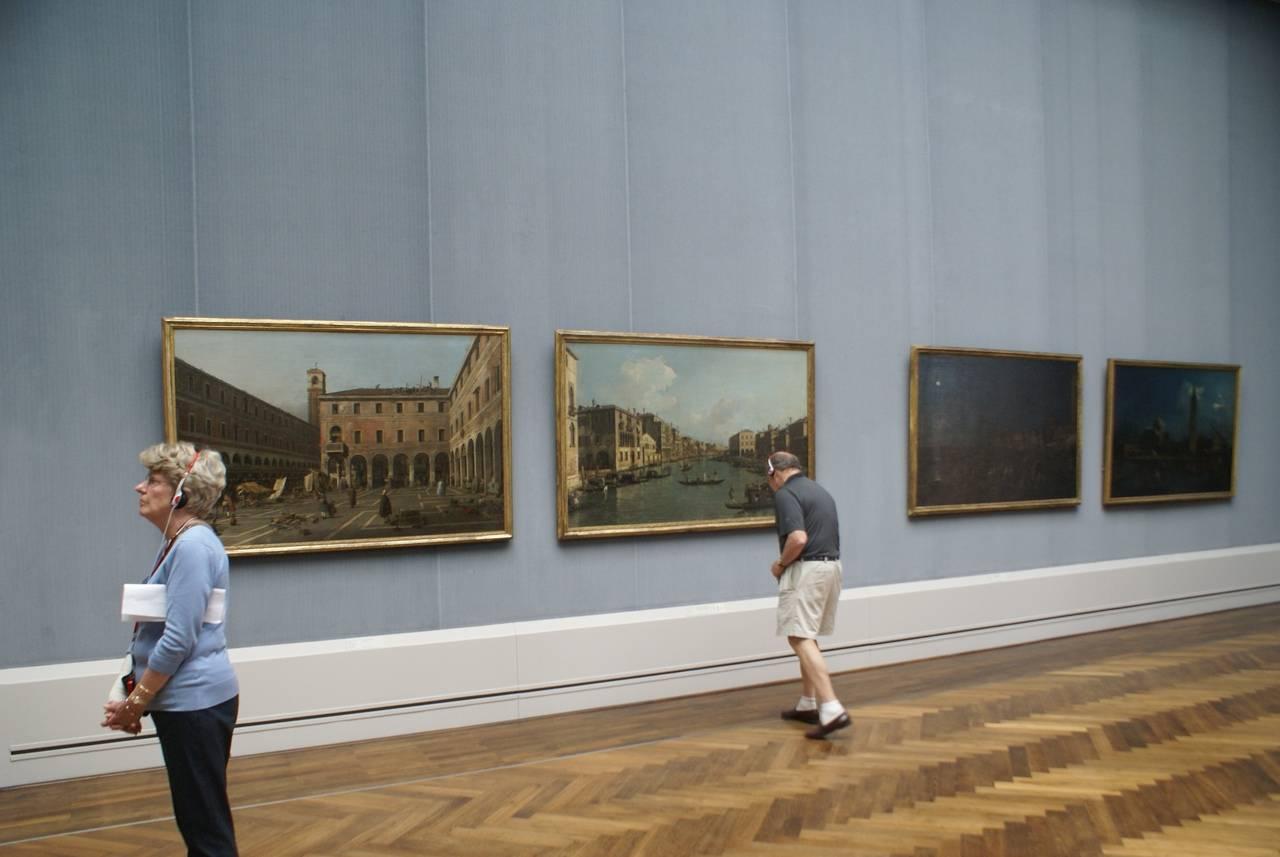 Самые известные и популярные галереи в германии