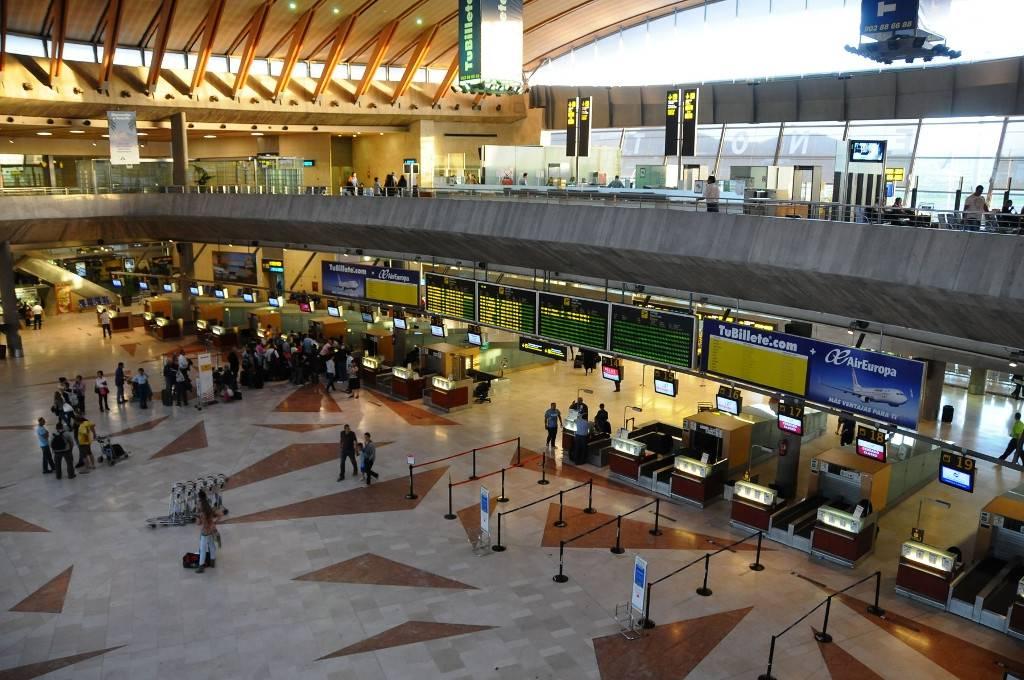 Тенерифе Южный – главный аэропорт Канарских островов