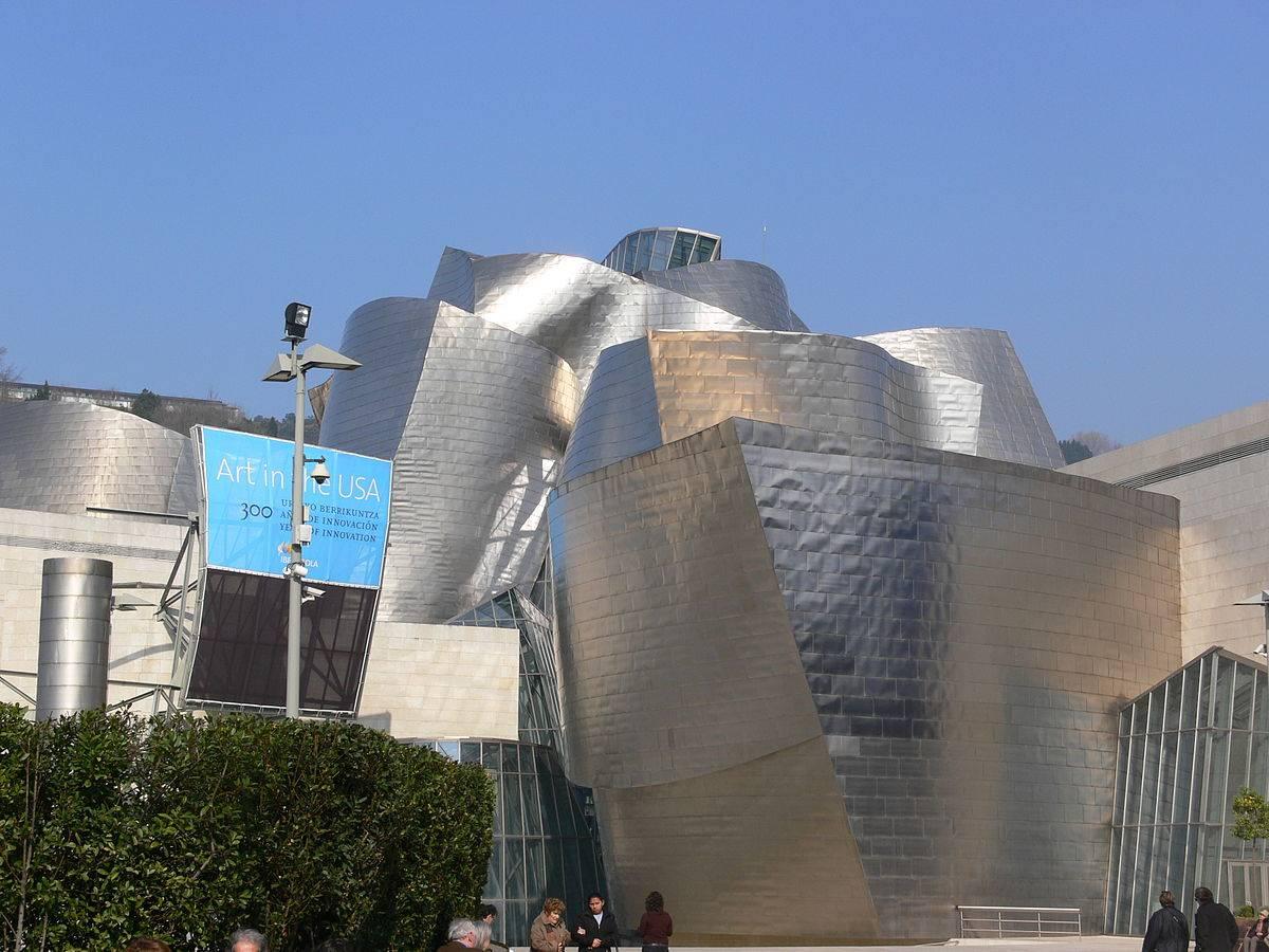 Музей гуггенхайма в бильбао | europuzzle