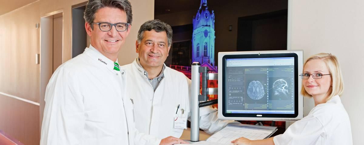 Терапия рака в немецких онкоцентрах
