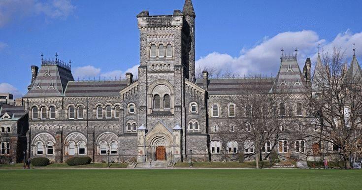 University of toronto, канада