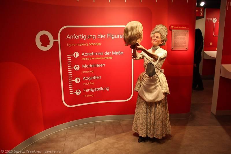 Лондонский музей мадам тюссо