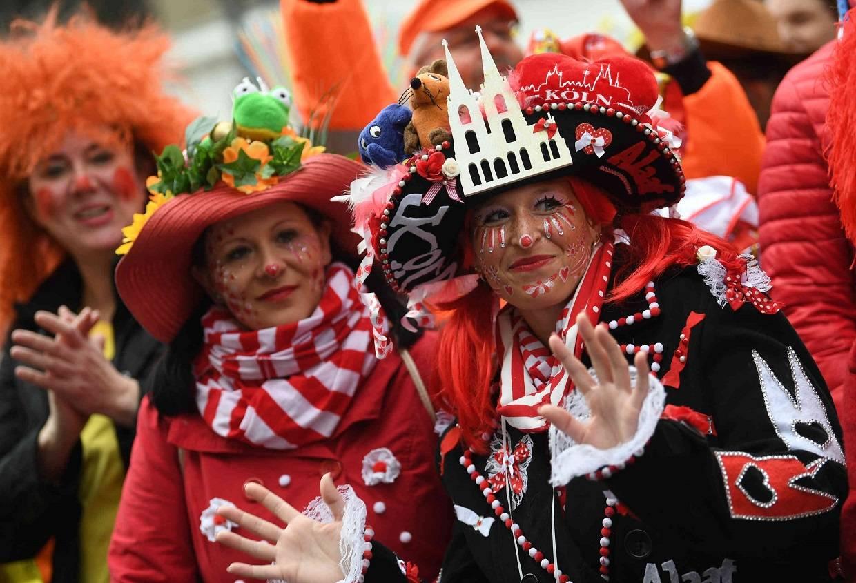 Карнавал в кельне | праздники и фестивали | германия