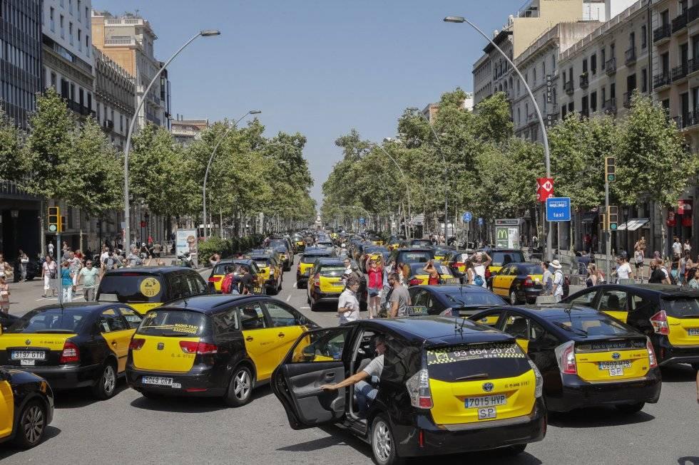 Такси из барселоны в салоу - путеводитель барселона тм