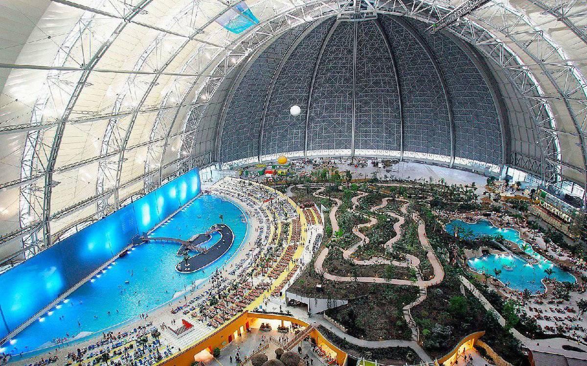Топ 10 лучшие аквапарки мира