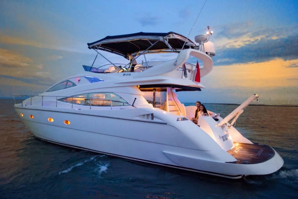 Sale yacht in spain