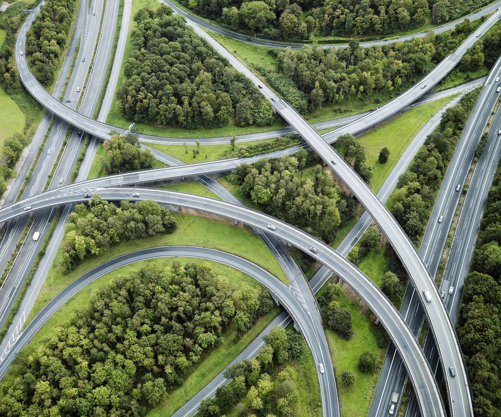 Правила дорожного движения в германии и в европе