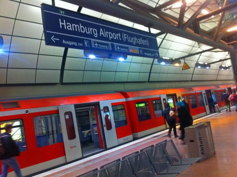 Порт гамбурга (hafen hamburg)