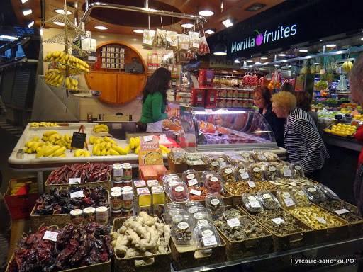 Цены на еду в барселоне — 2021 (в кафе и на продукты)