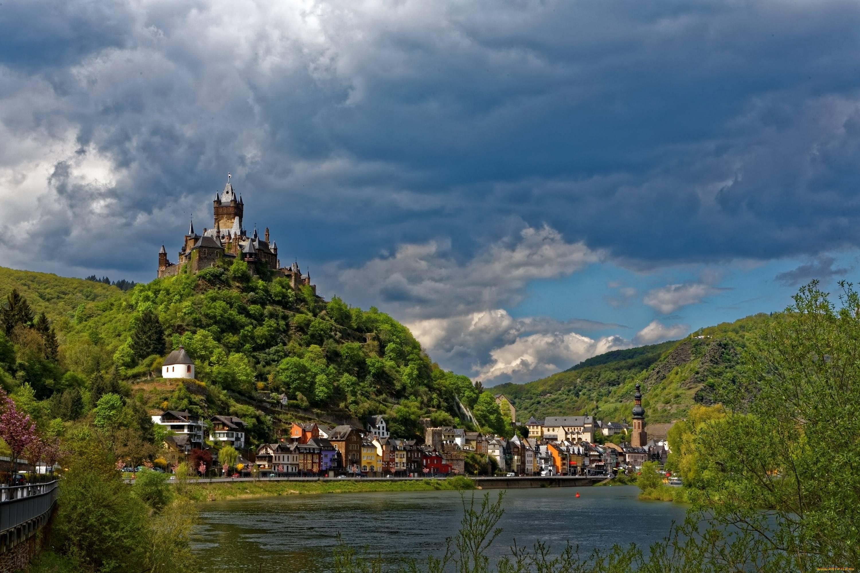 10 завораживающих мест в германии, о которых мало кто знает