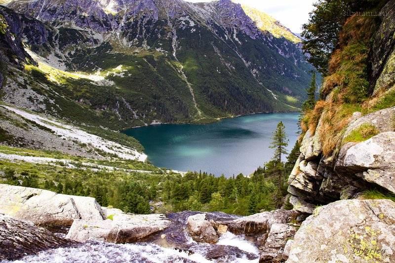 Морское око – ледниковое озеро невероятной красоты в Польше