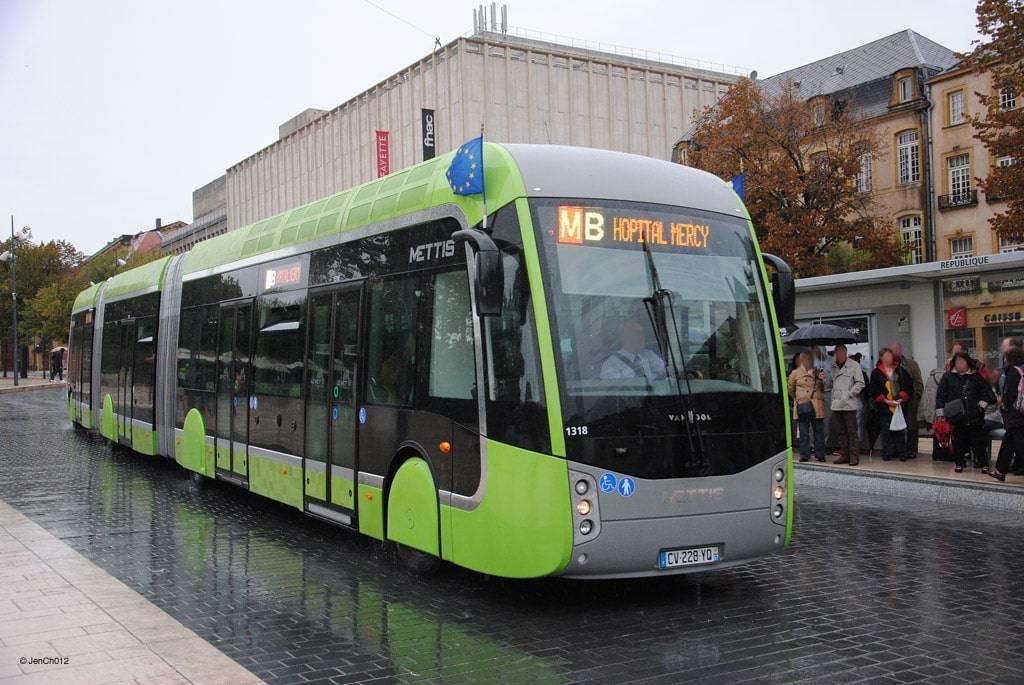 Междугородние автобусы в германии