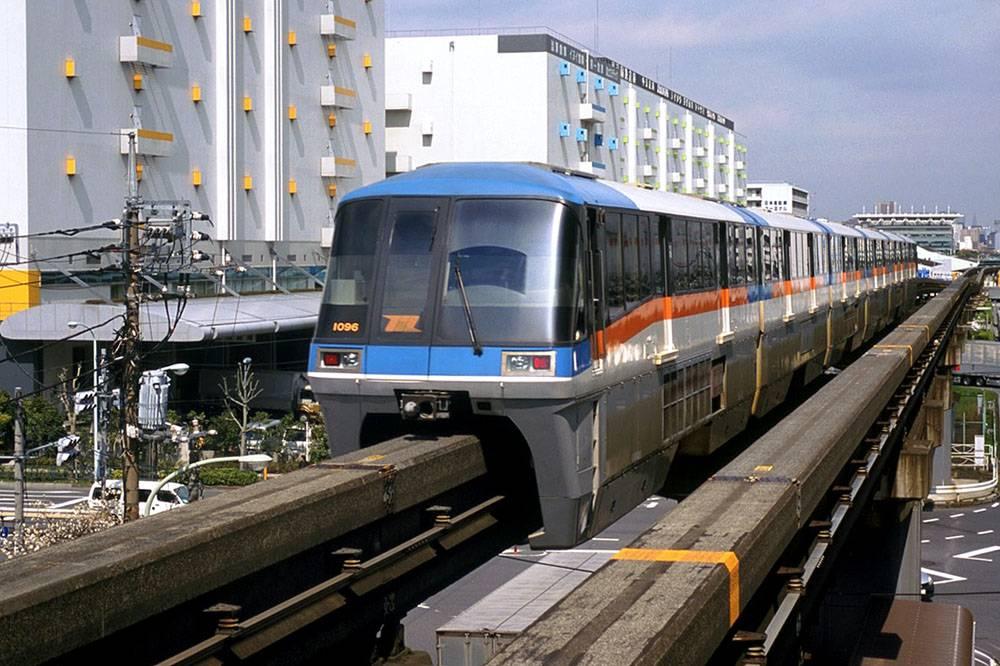 Общественный транспорт в японии в 2021 году