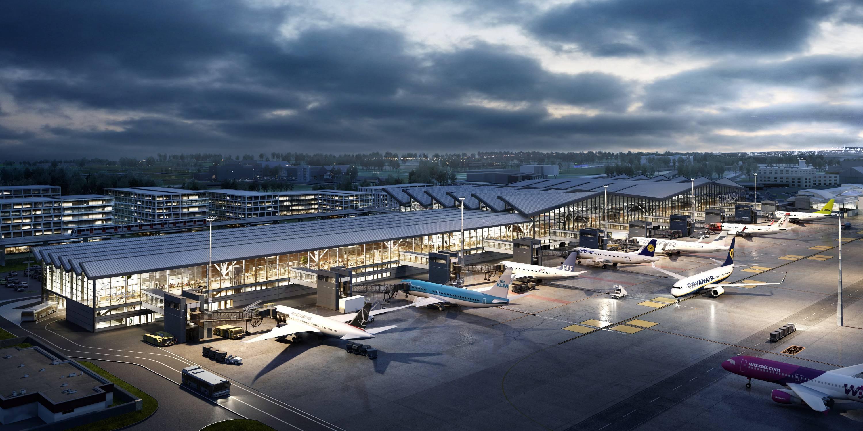 Гданьский аэропорт имени леха валенсы википедия
