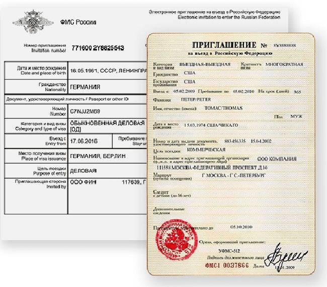 Как оформляется виза в германию по приглашению: этапы подготовки документов