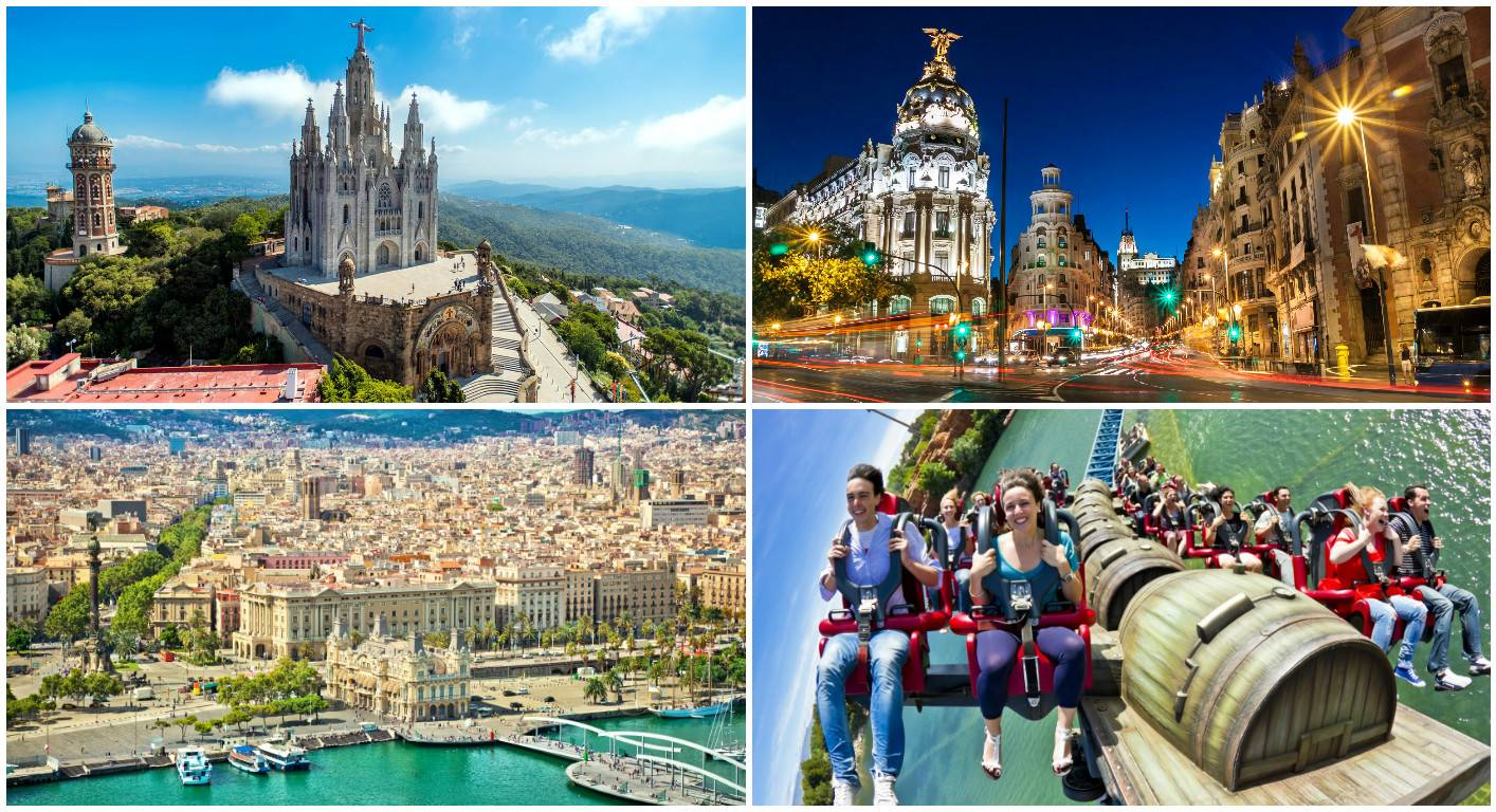 Испания в октябре 2021. где отдыхать? погода и отзывы