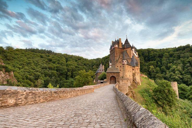 10 сказочных замков в германии